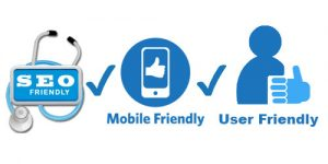 SEO friendly, Mobile friendly, User friendly