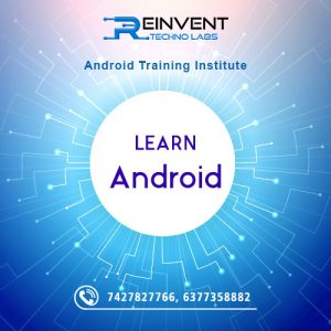 Android training Institute in Jaipur