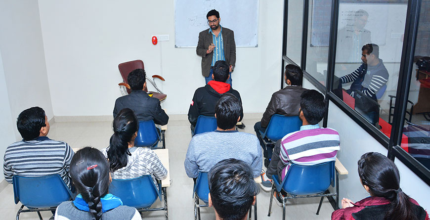 Class room Training Institute in Jaipur