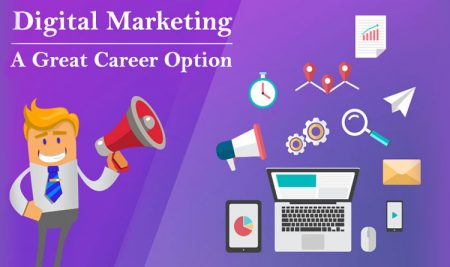 Digital Marketing: A Great Career Option