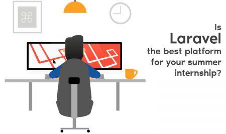 Is laravel the best platform for your summer internship?