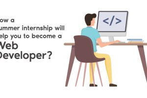 Web developer summer internship Institute Jaipur
