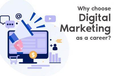 Why choose digital marketing as a career?