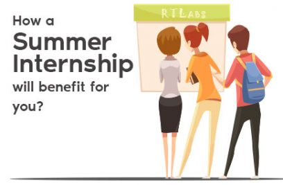 How a Summer Internship will benefit for you?